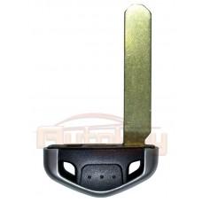 Лезвие вставка смарт ключа Акура ZDX, RDX (Acura ZDX, RDX) | 2010-2015 | HON66