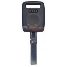 Ключ Ауди (Audi) HU66 | заготовка под чип