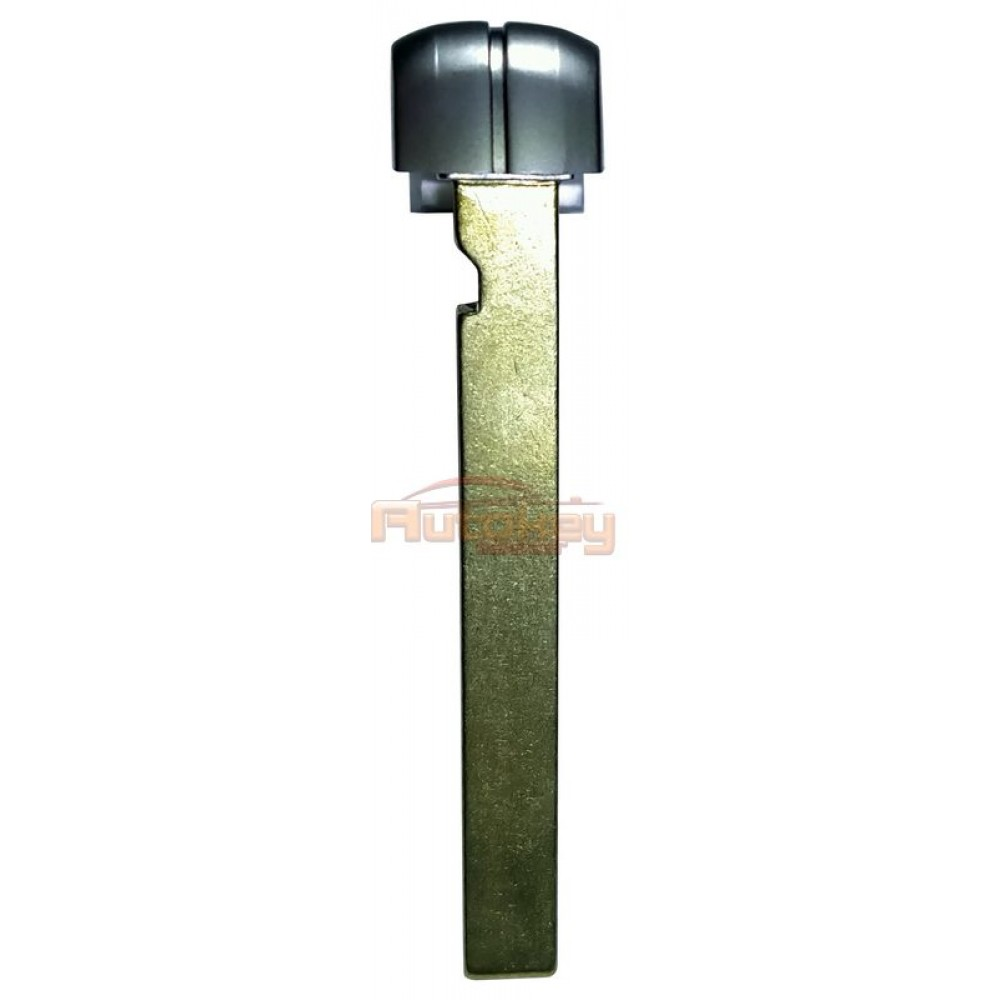 Лезвие вставка смарт ключа для БМВ X5 (F15, F16, F85) (BMW X5 (F15, F16, F85)) | HU100R | 2013-