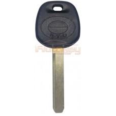 Заготовка ключа БИД F3, F3R (BYD F3, F3R) | Под чип | Оригинал