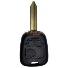 Ключ для Пежо Партнер (Peugeot Partner) SX9 | pcf7936 | 433MHz | 2 кнопки | 2002-2008 | Оригинал