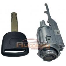 Личинка замка зажигания Хонда (Honda) с ключем | HON66