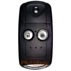 Выкидной ключ для Хонда ЦР-В (Honda CR-V) | HON66 | PCF 7936 | 2 кнопки | 433MHz Европа | 2010-2012 | Оригинал