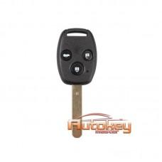 Ключ для Хонда Аккорд (Honda Accord) | 2006-2008 | 3 кнопки | HON66 | 433MHz Европа | ID8E
