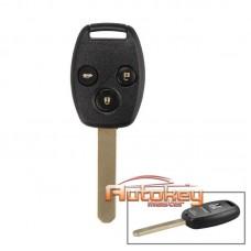 Ключ для Хонда Аккорд (Honda Accord) | HON66 | PCF 7941 | 72147-TAO-W2 | 3 кнопки | 433MHz Европа | 2008-2011