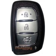 Смарт ключ для Хундай ix35 (TM), Tucson (TM) (Hyundai ix35 (TM) , Tucson (TM) )   433.92mHz   01.2010-09.2017   3 кнопки   Оригинал