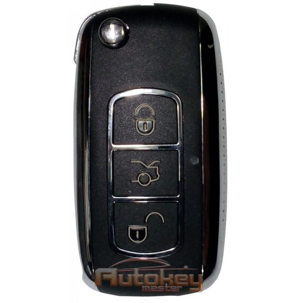 Ключ Keydiy NB07-ETT-GM | для приборов KD200, KD900 | Оригинал