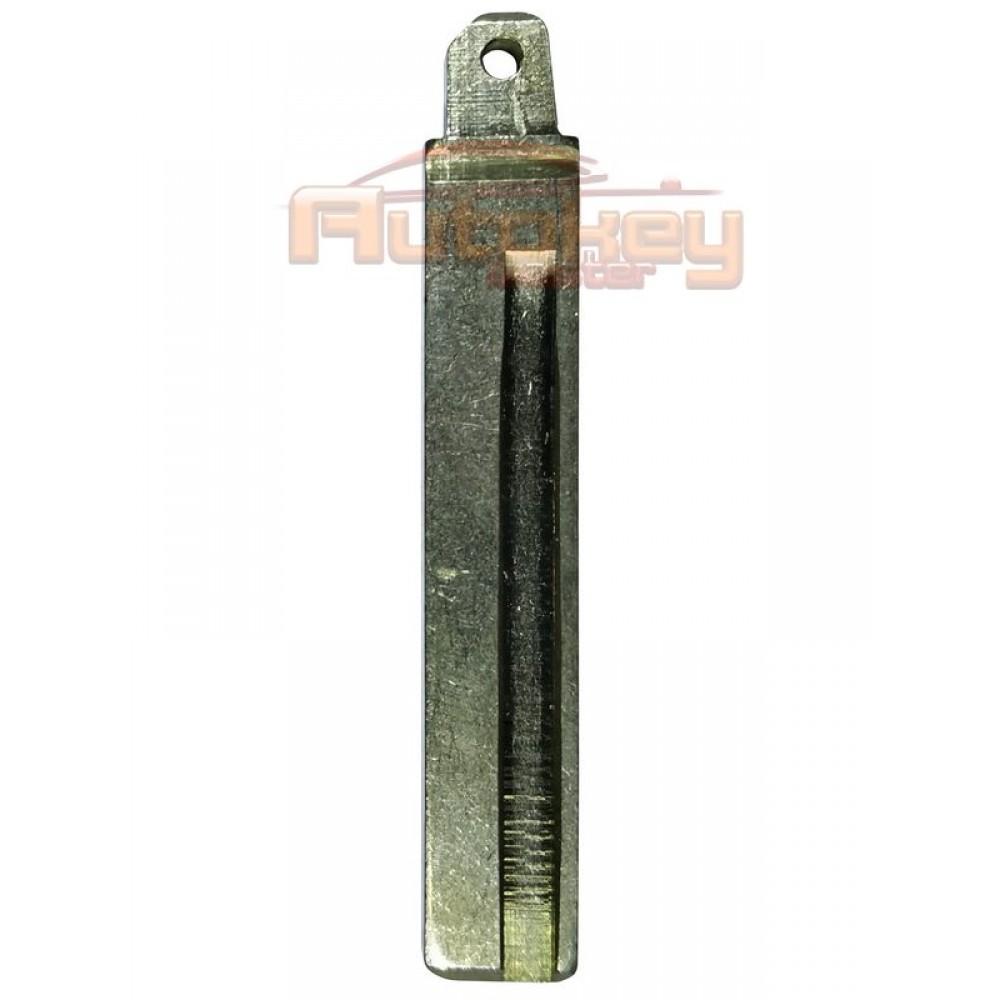Лезвие выкидного ключа для Kia Sorento ( C5, C6 ) ( Киа Соренто ) | HYN17R | 2014-2020 | Оригинал