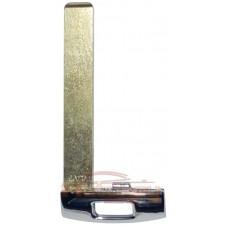 Лезвие вставка смарт ключа Киа Оптима, Рио, Ниро, Пиканто (Kia Optima, Rio, Niro, Picanto) | 2015-2021 | KIA9 | Оригинал