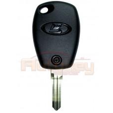 Ключ для Лада Ларгус (Lada Largus) | 2015-2021 | HU136 | PCF 7936 | Оригинал