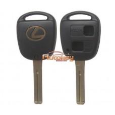 Корпус ключа Лексус LX, RX (Lexus LX, RX) | 2002-2008 | TOY48 | 2 кнопки