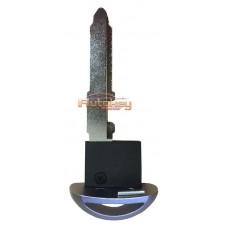 Вставка интеллектуального ключа для Мазда (Mazda) MAZ24 | ID63 |  Оригинал