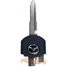 Выкидная часть ключа для  Мазда (Mazda) MAZ24 | ID63-6F | Оригинал