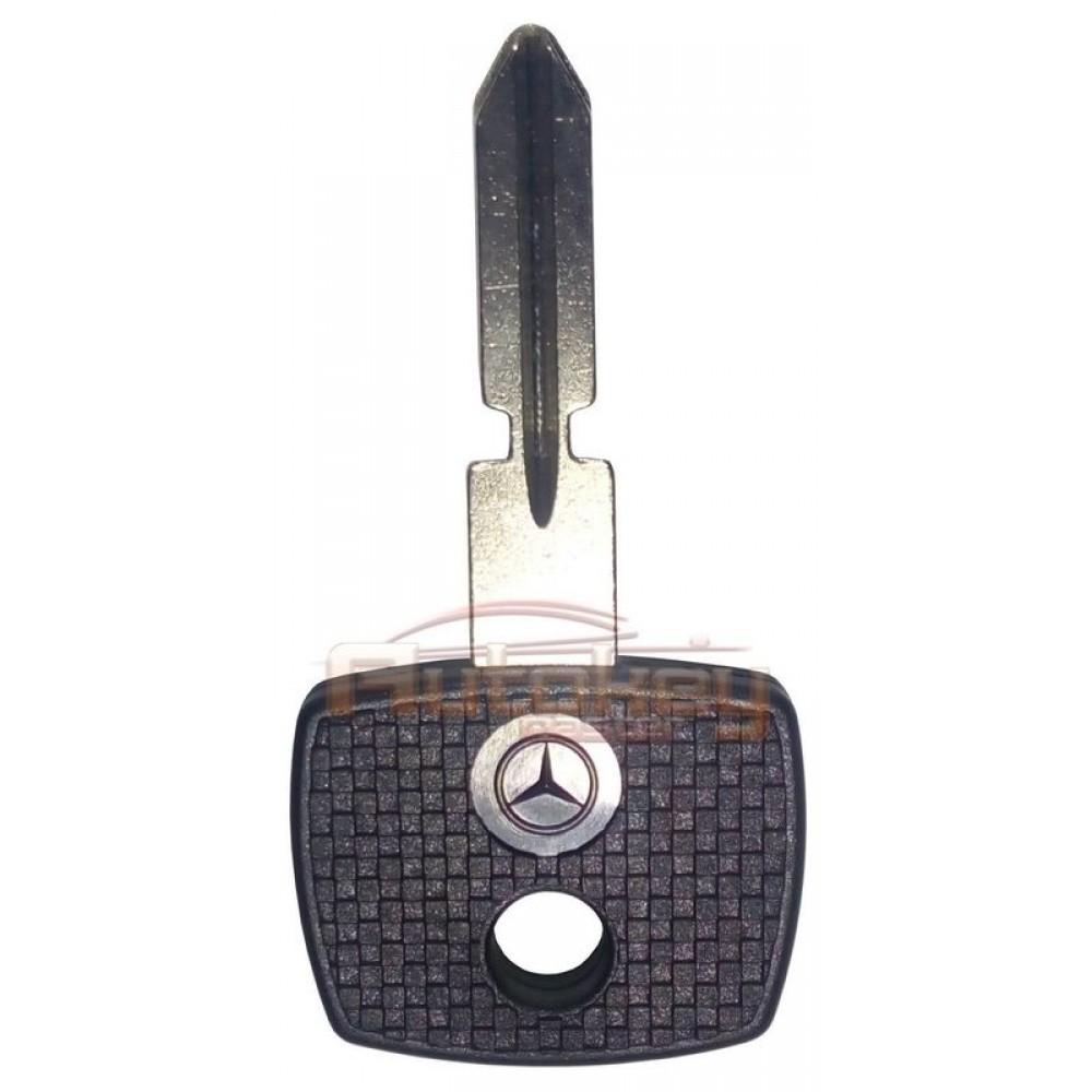 Ключ Мерседес ( Mercedes ) | HU39 | заготовка под чип