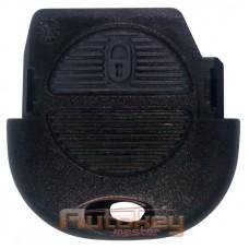 Пульт ключа для Ниссан Алмера, Максима, Микра, X-Трейл, Примьера, Террано2 (Nissan Almera, Maxima, Micra, X-Trail, Primera, Terrano2 ) 2 резиновые кнопки | Оригинал