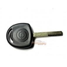 Ключ Опель Вектра А, Вектра Б, Омега А, Омега Б (Opel Vectra A, Vectra B, Omega A, Omega B) | 1984-1994 | под чип | HU43
