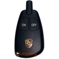 Пульт управления Вебасто (Webasto) T90 Порше (Porsche) | 868MHz Европа | 2 кнопки | Оригинал