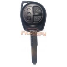 Ключ для Сузуки ГРАНД ВИТАРА, СХ4, СВИФТ (Suzuki GRAND VITARA, SX4, SWIFT) HU87 | ID46 | 433MHz Европа | 2 кнопки | Оригинал