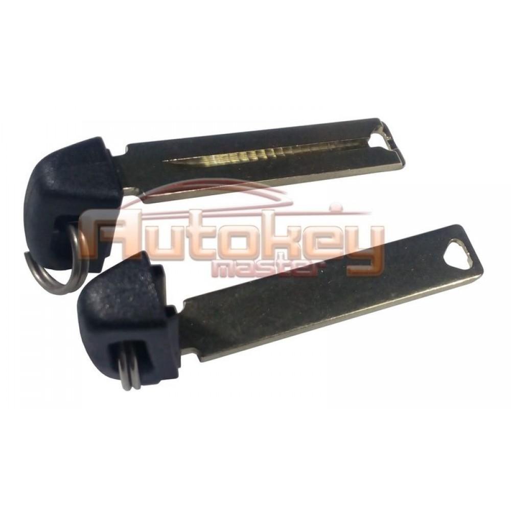 Лезвие вставка для смарт ключа Тойота Камри, РАВ4 (Toyota Camry, RAV4) | 2011 - | Оригинал