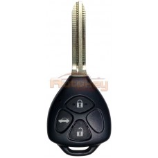 Ключ Тойота Камри (Toyota Camry) | 2006-2010 | 4D67 | TOY43 | 433MHz Европа | 3 кнопки | Оригинал