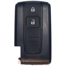 Смарт ключ для Тойота Приус (Toyota Prius) 2 кнопки | MDL B31EA | KeylessGO | 433.92MHz | 2003-2009 | Оригинал