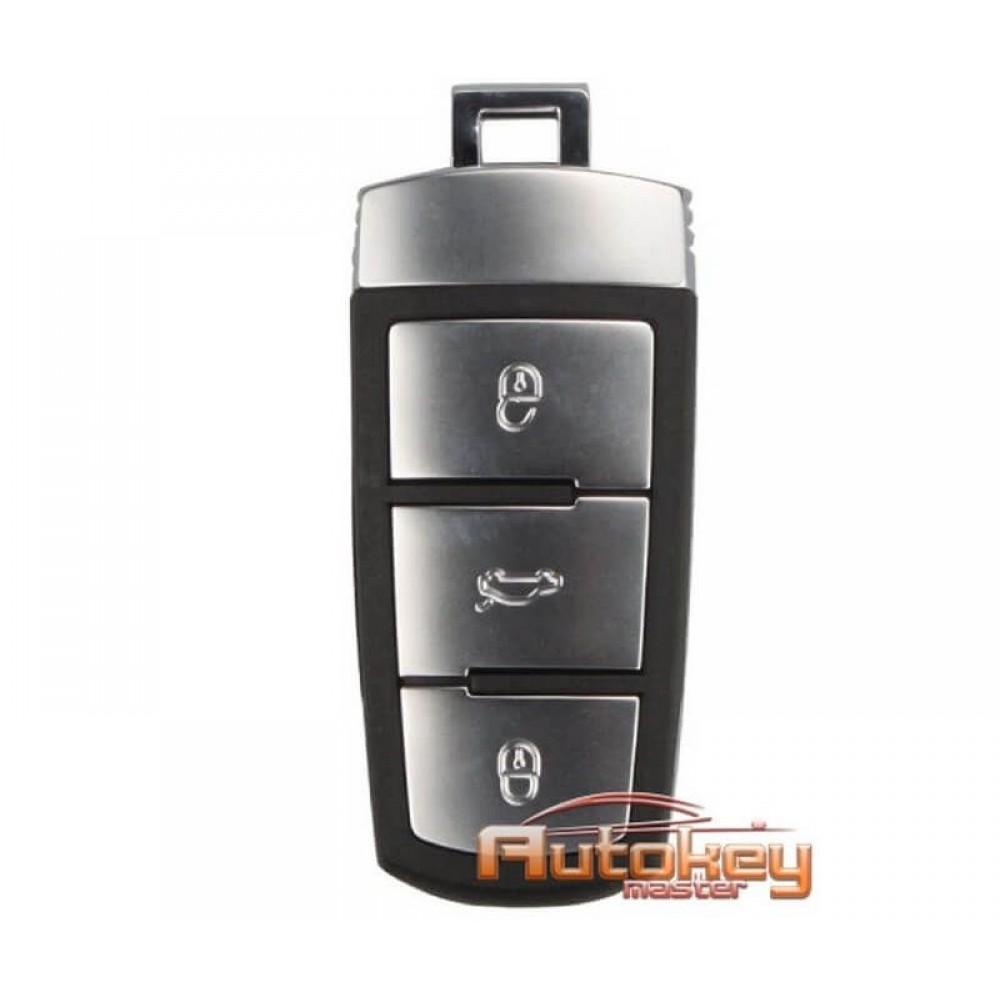 Kлюч Фольксваген (Volkswagen) PCF7936   433MHz   3 кнопки   KeylessGo   3C0 959 752 BG